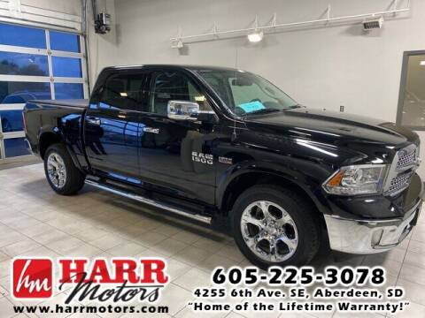 2015 RAM Ram Pickup 1500 for sale at Harr's Redfield Ford in Redfield SD