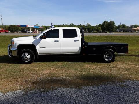 2016 GMC Sierra 3500HD for sale at NORTHWOOD TRUCK SALES in Northport AL