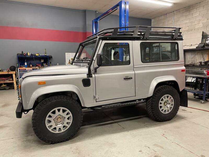 1989 Land Rover Defender for sale at McQueen Classics in Lewes DE