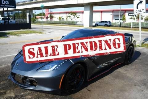 2017 Chevrolet Corvette for sale at STS Automotive - Miami, FL in Miami FL
