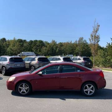 2009 Pontiac G6 for sale at CRS 1 LLC in Lakewood NJ