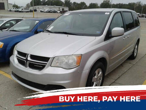 2012 Dodge Grand Caravan for sale at Government Fleet Sales - Buy Here Pay Here in Kansas City MO