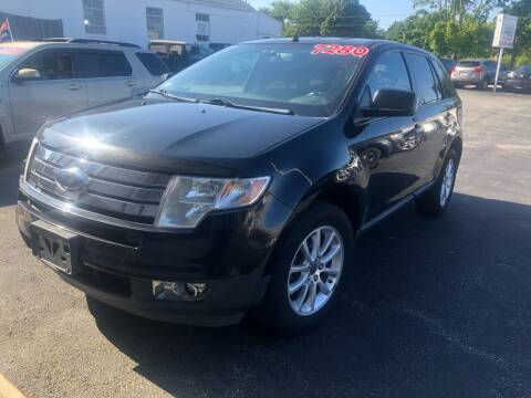 2009 Ford Edge for sale at MBM Auto Sales and Service - MBM Auto Sales/Lot B in Hyannis MA