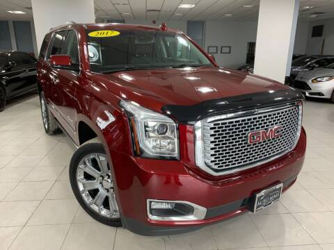2017 GMC Yukon for sale at Auto Mall of Springfield in Springfield IL
