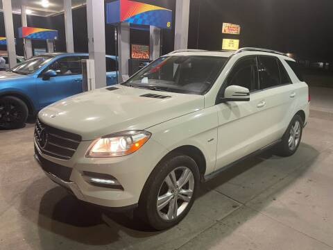 2012 Mercedes-Benz M-Class for sale at Trocci's Auto Sales in West Pittsburg PA