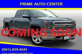 2015 Chevrolet Silverado 1500 for sale at PRIME AUTO CENTER in Palm Springs FL
