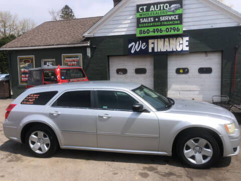 2008 Dodge Magnum for sale at Connecticut Auto Wholesalers in Torrington CT