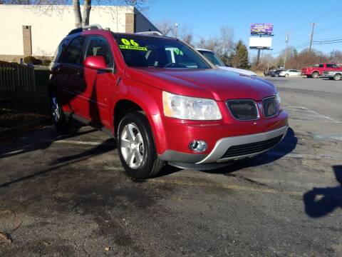 2006 Pontiac Torrent for sale at TR MOTORS in Gastonia NC