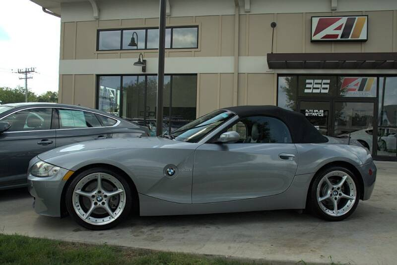 2006 BMW Z4 for sale at Auto Assets in Powell OH