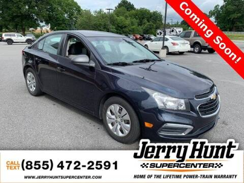 2015 Chevrolet Cruze for sale at Jerry Hunt Supercenter in Lexington NC