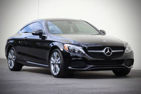 2018 Mercedes-Benz C-Class for sale at MS Motors in Portland OR