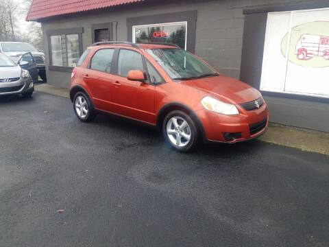 2009 Suzuki SX4 Crossover for sale at Bonney Lake Used Cars in Puyallup WA