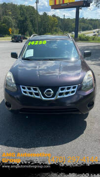 2015 Nissan Rogue Select for sale at AMG Automotive Group in Cumming GA
