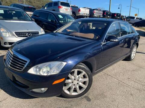 2008 Mercedes-Benz S-Class for sale at Philip Motors Inc in Snellville GA