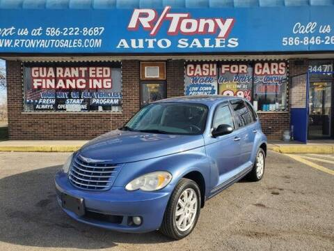 2007 Chrysler PT Cruiser for sale at R Tony Auto Sales in Clinton Township MI