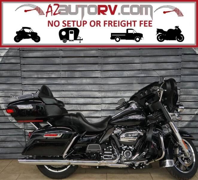 2019 Harley-Davidson Electra Glide for sale at AZautorv.com in Mesa AZ