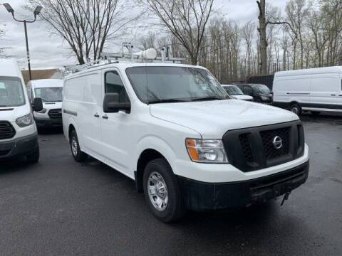 2013 Nissan NV Cargo for sale at EMG AUTO SALES in Avenel NJ