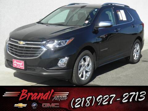 2019 Chevrolet Equinox for sale at Brandl GM in Aitkin MN