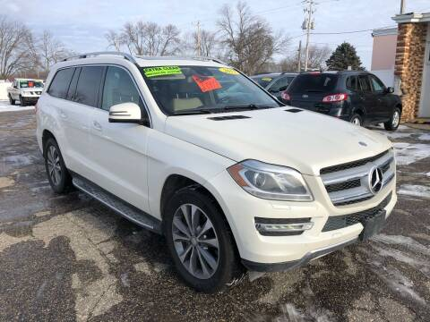 2013 Mercedes-Benz GL-Class for sale at River Motors in Portage WI