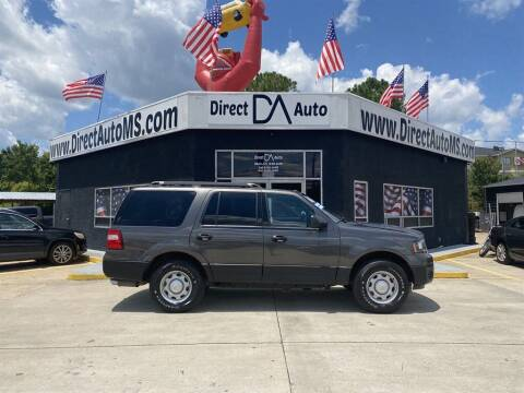 2016 Ford Expedition for sale at Direct Auto in D'Iberville MS