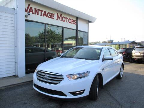 2016 Ford Taurus for sale at Vantage Motors LLC in Raytown MO