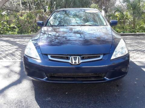 2005 Honda Accord for sale at AUTO IMAGE PLUS in Tampa FL