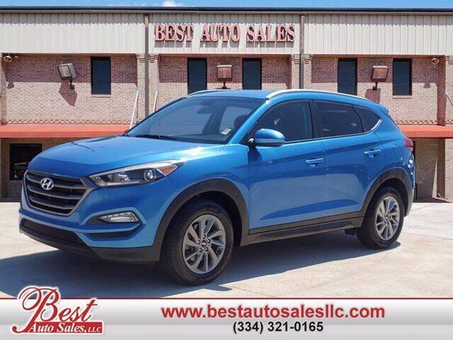 2016 Hyundai Tucson for sale at Best Auto Sales LLC in Auburn AL