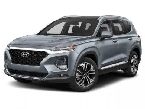 2020 Hyundai Santa Fe for sale at Wayne Hyundai in Wayne NJ