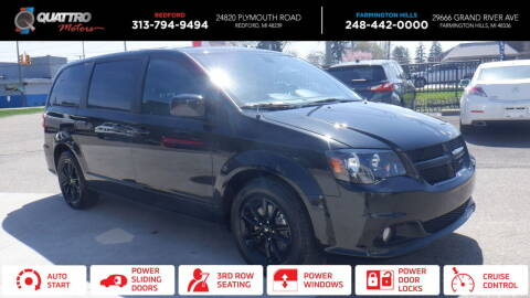 2019 Dodge Grand Caravan for sale at Quattro Motors 2 - 1 in Redford MI