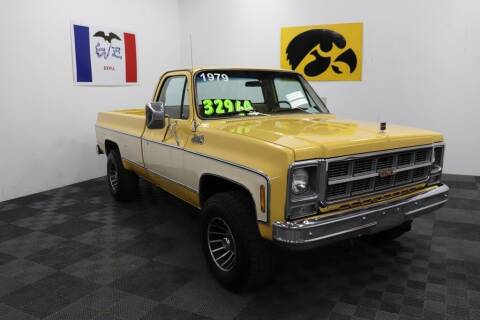 1979 GMC K25 for sale at Carousel Auto Group in Iowa City IA