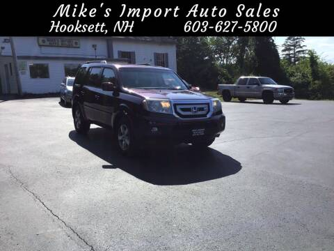 2010 Honda Pilot for sale at Mikes Import Auto Sales INC in Hooksett NH