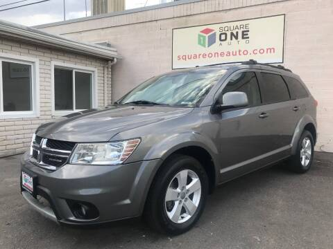 2012 Dodge Journey for sale at SQUARE ONE AUTO LLC in Murray UT