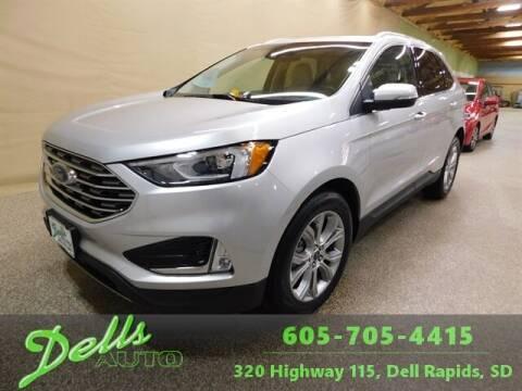 2019 Ford Edge for sale at Dells Auto in Dell Rapids SD