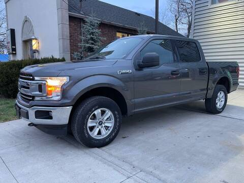 2020 Ford F-150 for sale at The Car Store Inc in Albany NY