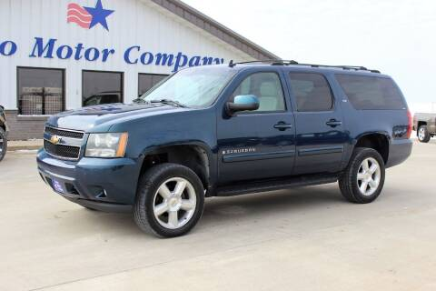2007 Chevrolet Suburban for sale at Cresco Motor Company in Cresco IA