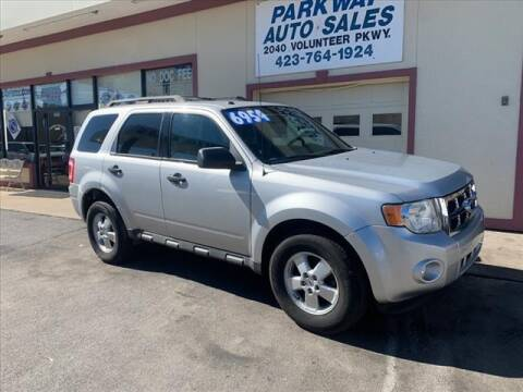 2010 Ford Escape for sale at PARKWAY AUTO SALES OF BRISTOL in Bristol TN