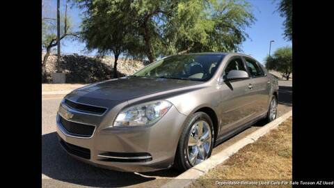 2011 Chevrolet Malibu for sale at Noble Motors in Tucson AZ