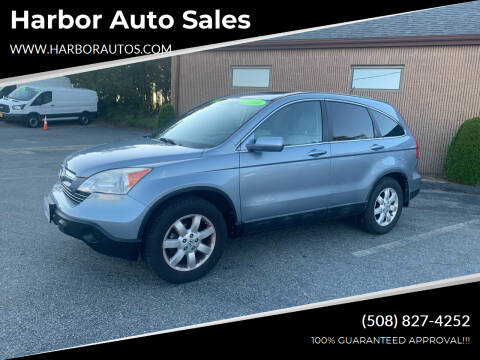 2009 Honda CR-V for sale at Harbor Auto Sales in Hyannis MA
