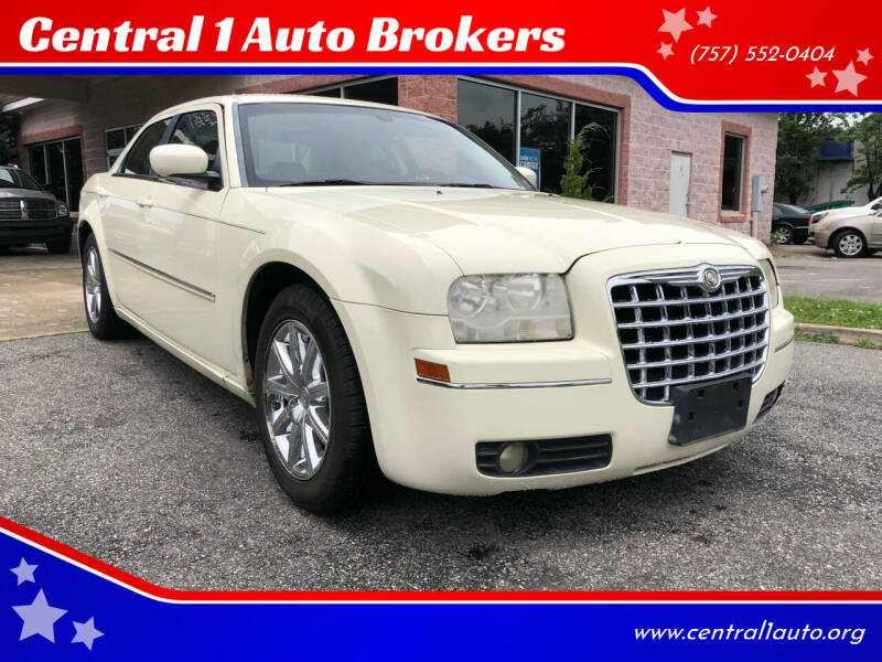 2009 Chrysler 300 for sale at Central 1 Auto Brokers in Virginia Beach VA