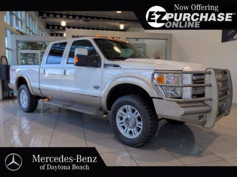 2012 Ford F-250 Super Duty for sale at Mercedes-Benz of Daytona Beach in Daytona Beach FL