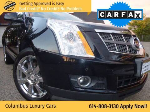 2010 Cadillac SRX for sale at Columbus Luxury Cars in Columbus OH