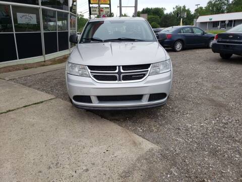 2011 Dodge Journey for sale at Fansy Cars in Mount Morris MI