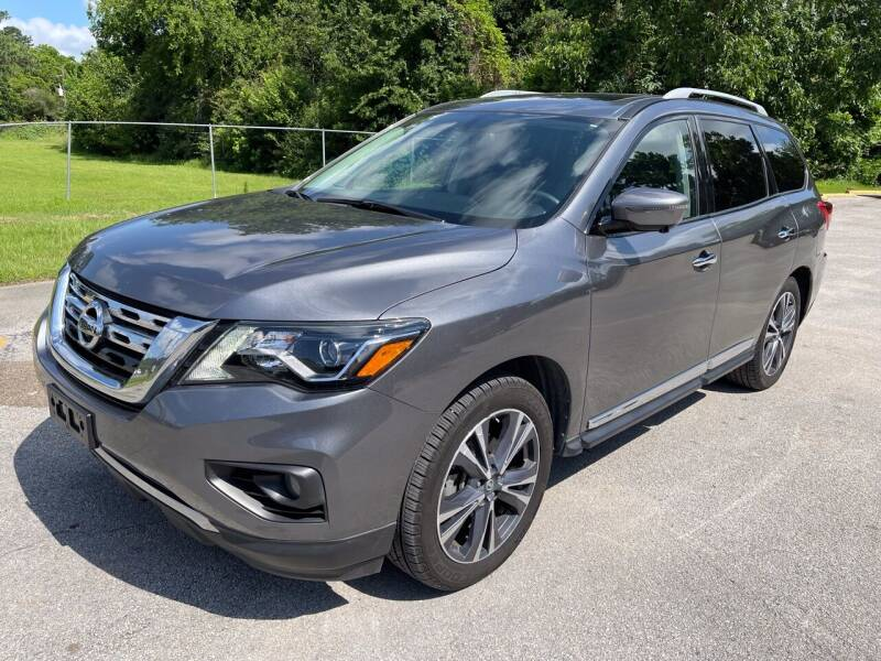 2017 Nissan Pathfinder for sale in Houston, TX