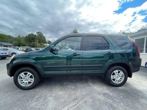 2003 Honda CR-V for sale at Premier Auto LLC in Hooksett NH