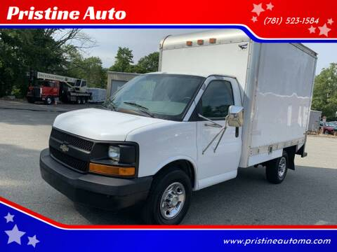 2007 Chevrolet Express Cutaway for sale at Pristine Auto in Whitman MA