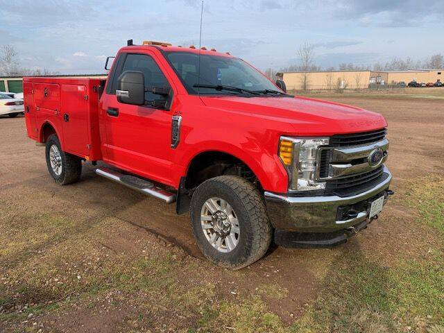 2017 Ford F-350 Super Duty for sale at Yachs Auto Sales and Service in Ringle WI