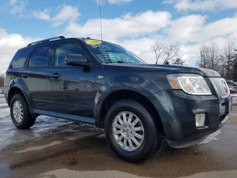 2009 Mercury Mariner for sale at CarNation Auto Group in Alliance OH
