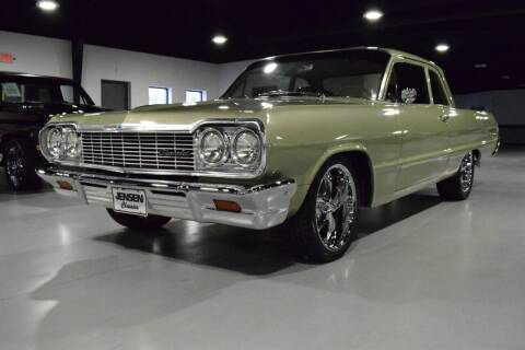 1964 Chevrolet Biscayne for sale at Jensen's Dealerships in Sioux City IA