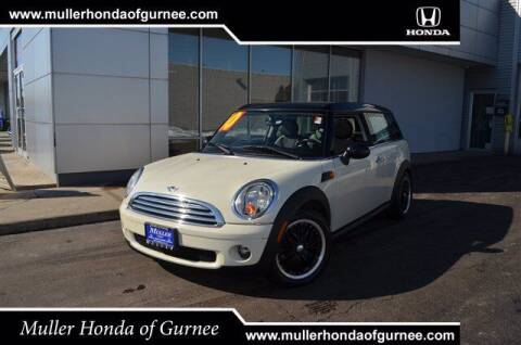 2010 MINI Cooper Clubman for sale at RDM CAR BUYING EXPERIENCE in Gurnee IL