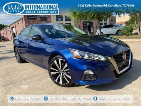 2019 Nissan Altima for sale at International Motor Productions in Carrollton TX